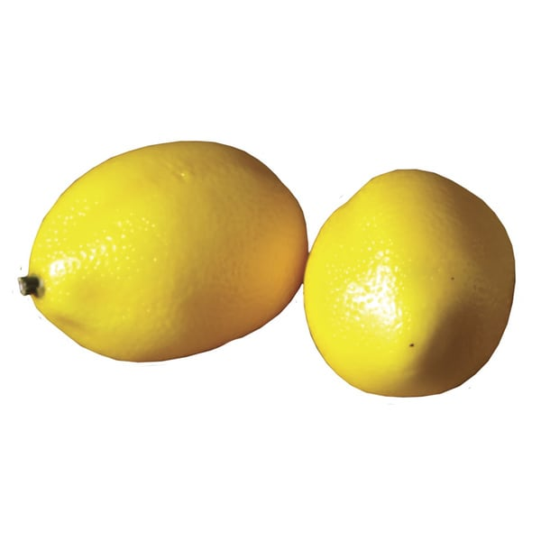 2-inch Lemon, Pack of 12