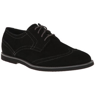 Calvin Klein Men's Black Oxford