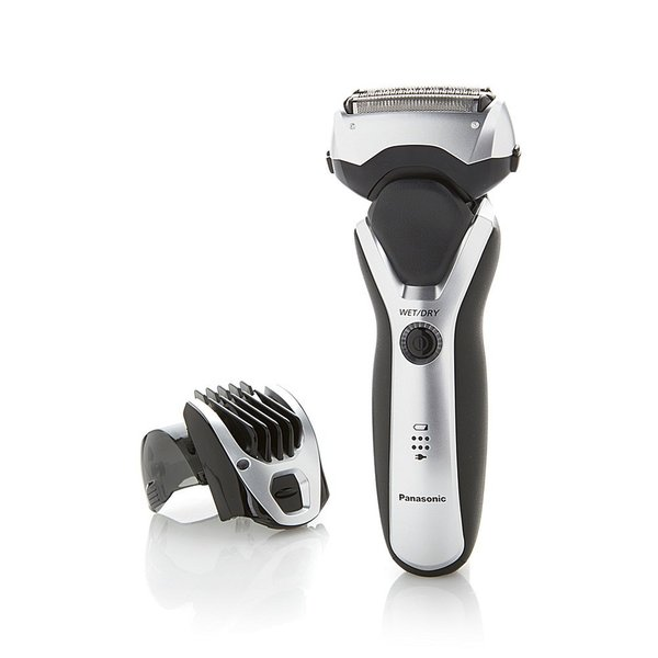 Panasonic Es-rt47-s Wet/Dry Triple Head Shaver Silver