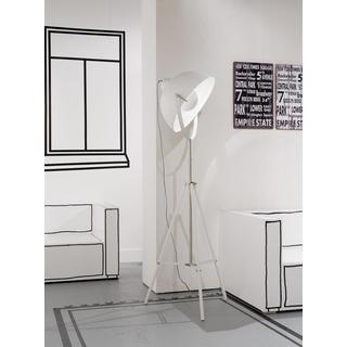 Contempo Lights Leko Hollywood Tripod Floor Lamp