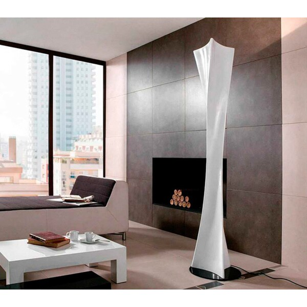 Contempo Lights Skyler 3-light Floor Lamp