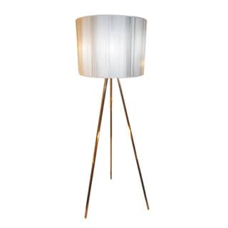 Contempo Lights Quazar 3-light Tripod Floor Lamp