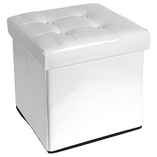 Weldon Foldable Storage Stool