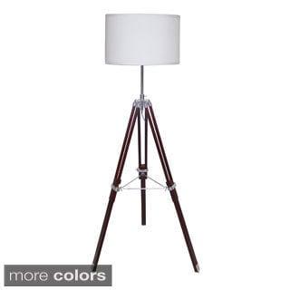 Contempo Lights Artech 1-light Tripod Floor Lamp