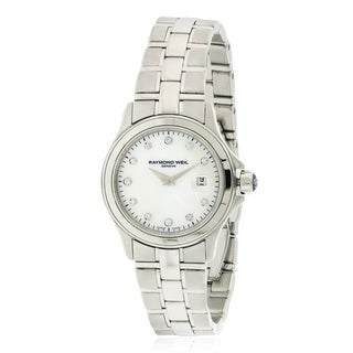 Raymond Weil Women's 9460-ST-97081 'Parsifal' Swiss Quartz Stainless Steel Watch