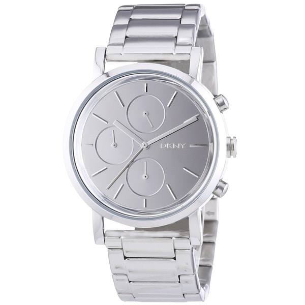 DKNY Women's NY8860 'Lexington' Chronograph Stainless Steel Watch