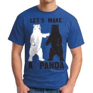 David & Goliath Men's 'Make a Panda' Graphic Tee T-shirt