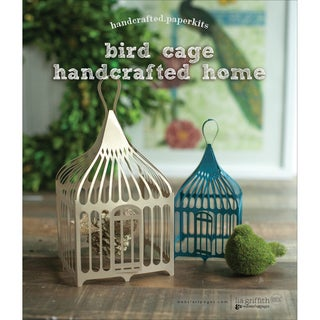 Websters Pages Handcrafted Paperkit-Home: Birdcage