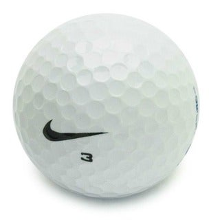 Pack of 100 Nike Mix Golf Balls with Red Mesh Bag (Recycled)