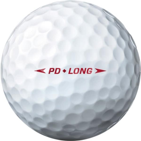 Pack of 36 Nike PD Long Recycled Golf Balls (Recycled)