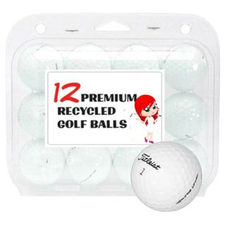 Pack of 36 Titleist DT Solo Golf Balls (Recycled)