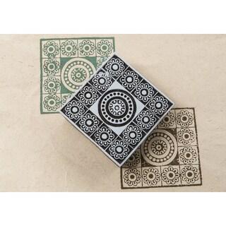 Blockwallah Block Stamp-Maharaja