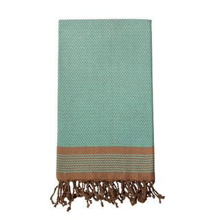 Handmade Turkish Cotton Towels Set of 3 (Tunisia)