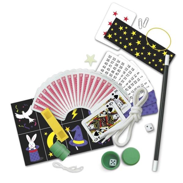 Toysmith Kids 12-trick Lab Magic Set