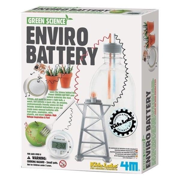 Toysmith Green Science Enviro Battery 14750354