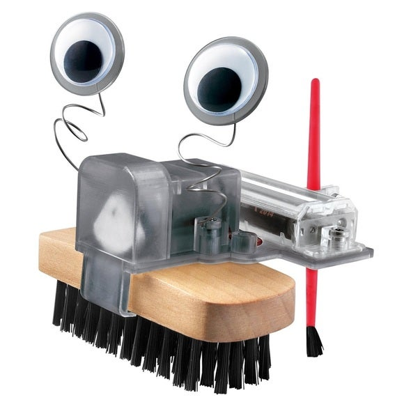 Toysmith Brush Robot