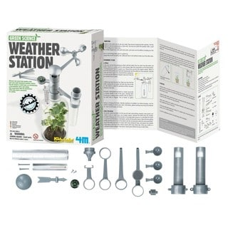 Toysmith Green Science Weather Station