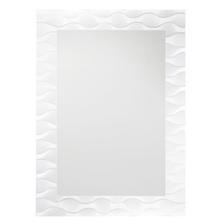 "Patterned Decorative Wall Mirror (18"" x 24"")"