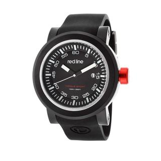 Red Line Men's RL-50049-BB-01 Torque Black Watch