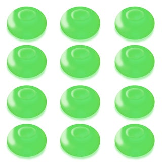 Battery Operated Floating Green LED Lights (12-pack)
