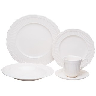 Red Vanilla Tuscan Villa 5-piece Place Setting