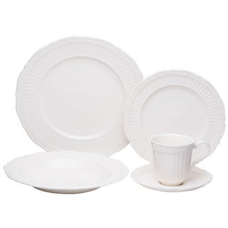 Red Vanilla Tuscan Villa 20-piece Dinner Set