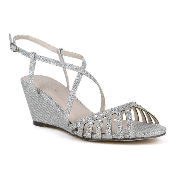 celeste s cathy 01 medium heel shining t wedge