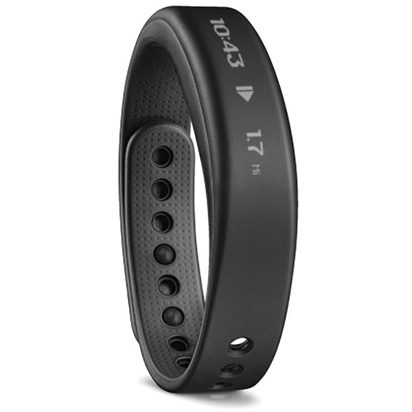 Garmin Vivosmart Small Activity Tracker with Smart Notifications (Black)