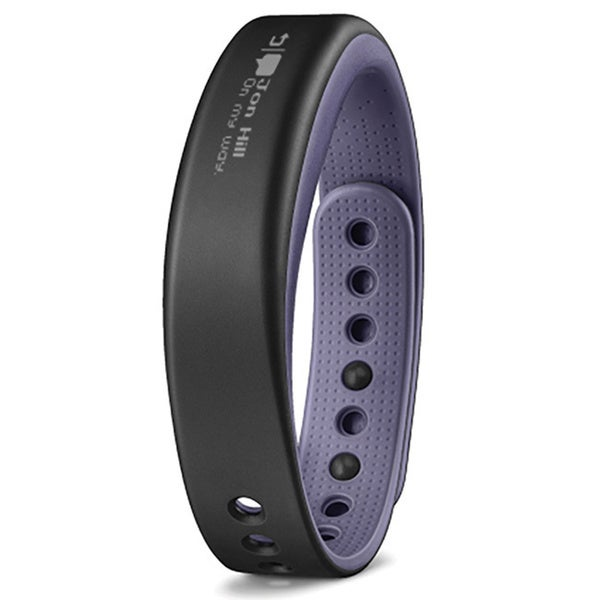 Garmin Vivosmart Small Activity Tracker with Smart Notifications (Purple)