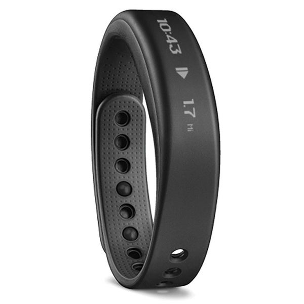 Garmin Vivosmart Large Activity Tracker with Smart Notifications (Black)