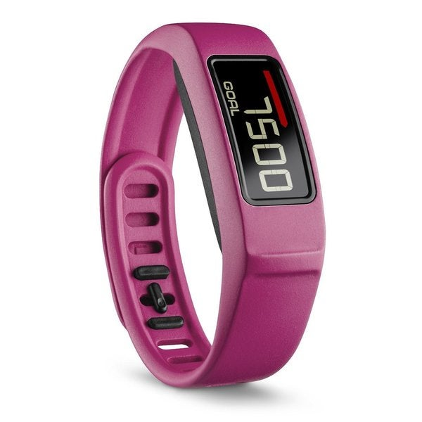Vivofit 2 Activity Tracker with Move Bar and Alerts (Pink)