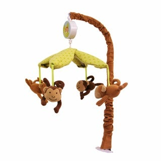 Nurture Imagination Nursery Mobile in Swing