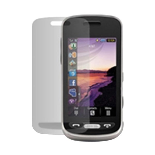 INSTEN Clear Screen Protector For Samsung Solstice II SGH-A817
