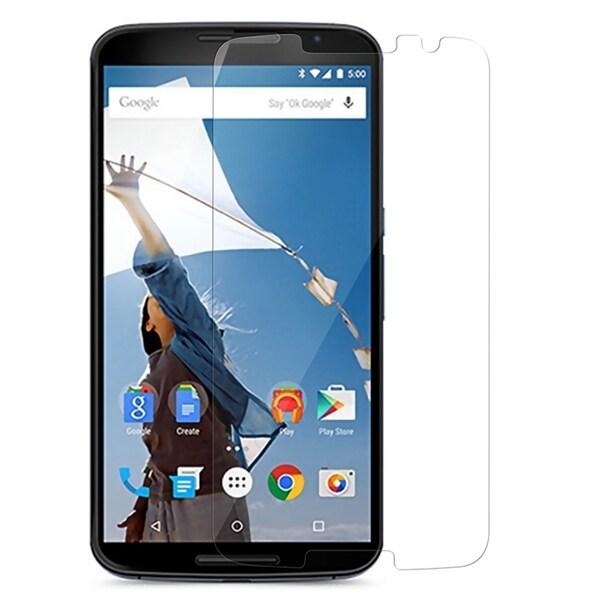 INSTEN Clear Screen Protector For Motorola Nexus 6