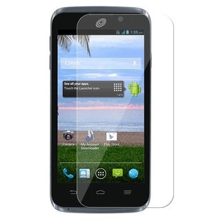 INSTEN Clear Screen Protector For ZTE Rapido