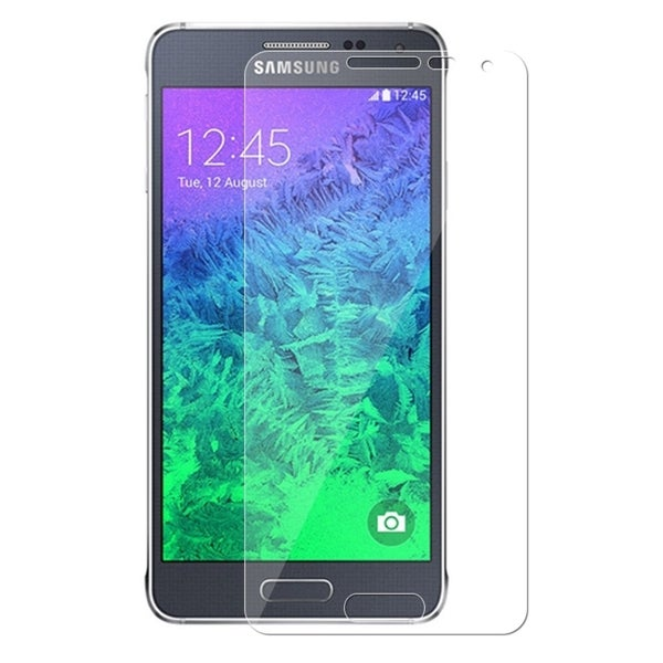 INSTEN Clear Screen Protector For Samsung Galaxy Alpha SM-G850A ATT/ SM-G850T T-Mobile