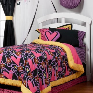 Sassy Shaylee 8-piece Bed in a Bag Set
