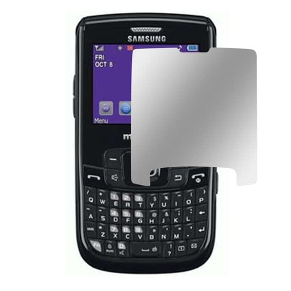 INSTEN Mirror Screen Protector For Samsung Freeform II SCH-R360