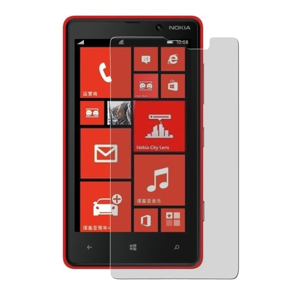 INSTEN Matte Anti-Glare Screen Protector For Nokia Lumia 820