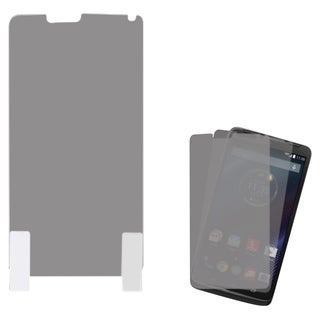 INSTEN Clear Screen Protector For Motorola Droid Turbo (Pack of 2)