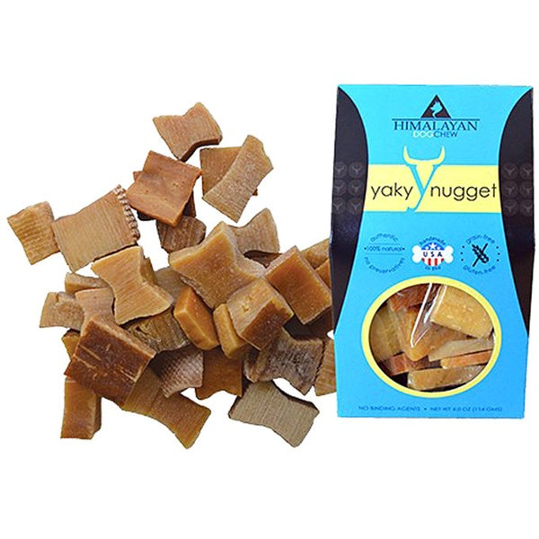 Himalayan Dog Chew Yaky Nugget Dog Treats (2 Pack)