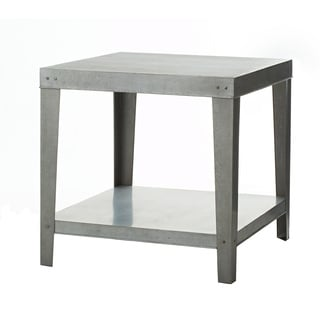 Sage & Co Galvanized Table