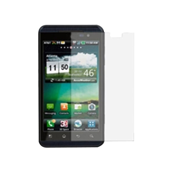 INSTEN Clear Screen Protector For LG Thrill 4G P925