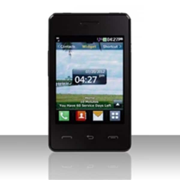 INSTEN Clear Screen Protector For LG 840G