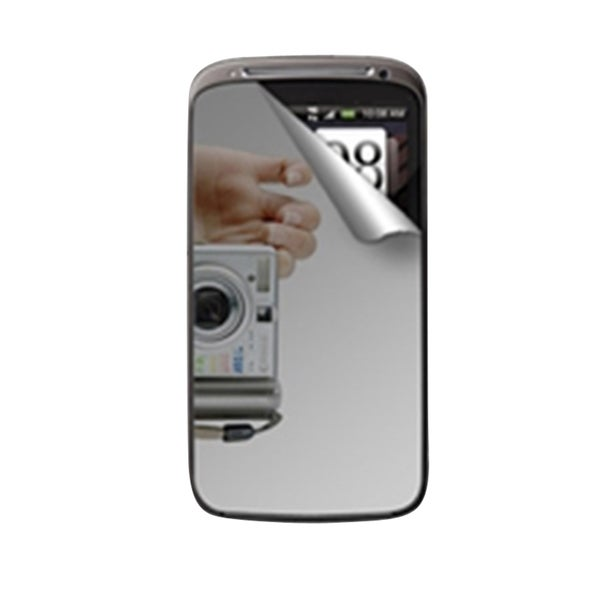 INSTEN Mirror Screen Protector For HTC Z710e/ Sensation 4G/ Pyramid