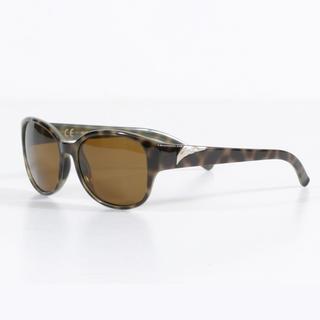 Smith Women's Tortoise Lyric Sunglasses with Polarized Brown Lenses