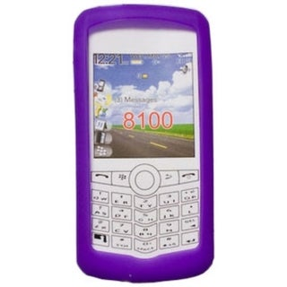 Syba Rubber Soft Silicone Skin Gel Phone Case Cover For BlackBerry Pearl 8100
