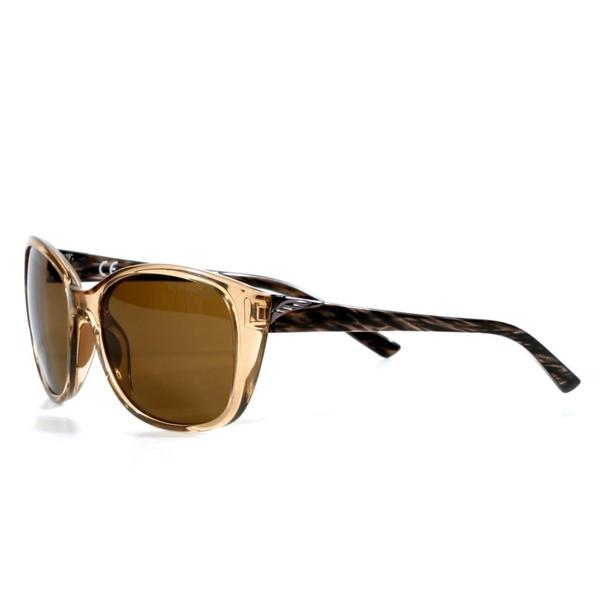 Smith Women's Desert Rose Lookout Sunglasses with Brown Lenses