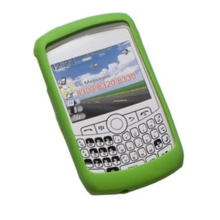 Syba Rubber Soft Silicone Skin Gel Phone Case Cover For BlackBerry Curve 8300/ 8320/ 8330