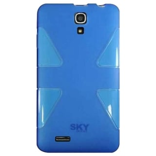 INSTEN TPU Rubber Candy Skin Phone Case Cover For Sky Devices Sky 5.0D